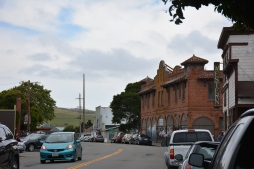 Driving Around: Point Reyes Main Drag