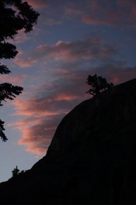 Camping 2017: Last Sunset