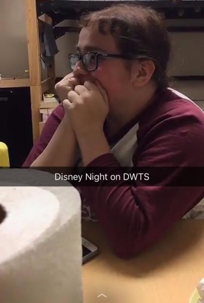 DWTS Melissa